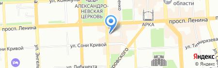 LU-LY на карте Челябинска
