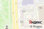 Схема проезда до компании ВнешЭкономАудитПроф в Челябинске