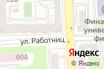 Схема проезда до компании Стройприбор в Челябинске