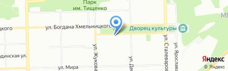 Твой стиль на карте Челябинска