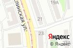 Схема проезда до компании Viks в Челябинске