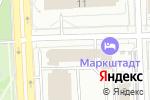 Схема проезда до компании Остров сокровищ в Челябинске