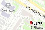 Схема проезда до компании Челябинский институт психоанализа, НО в Челябинске