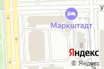 Схема проезда до компании Крокус в Челябинске