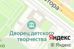 Схема проезда до компании Ваш праздник в Челябинске