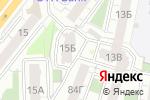 Схема проезда до компании Будь Мобильным в Челябинске