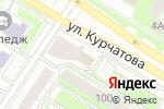 Схема проезда до компании Магазин женской одежды и постельного белья в Челябинске