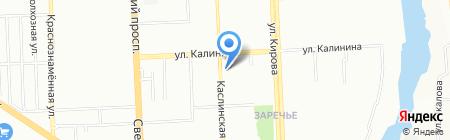 Ваш тур на карте Челябинска