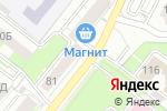 Схема проезда до компании Марлен в Челябинске