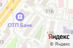 Схема проезда до компании GODDESS в Челябинске