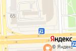 Схема проезда до компании Метелица в Челябинске