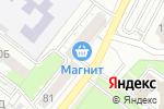 Схема проезда до компании Мясное изобилие в Челябинске
