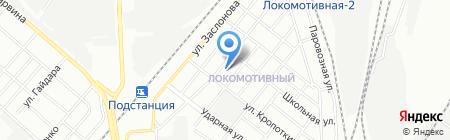 Лавка Б\/У дверей на карте Челябинска