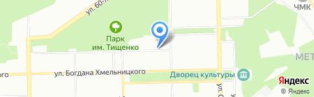 Brocussport на карте Челябинска