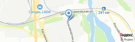 ПромЭлектро на карте Челябинска