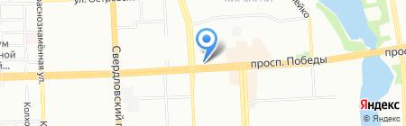 Биомониторинг-Урал на карте Челябинска