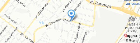 Аверс-Gifts на карте Челябинска