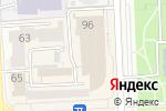 Схема проезда до компании Золотые берега в Челябинске