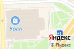 Схема проезда до компании Кафе-столовая в Челябинске
