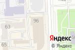 Схема проезда до компании Мисс Бейкер в Челябинске