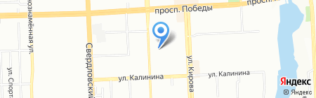 Детский сад №253 на карте Челябинска