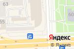 Схема проезда до компании Salvador в Челябинске