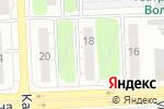 Схема проезда до компании Изюминка в Челябинске