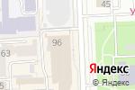 Схема проезда до компании Onegin в Челябинске