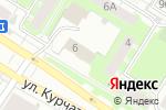 Схема проезда до компании НОВАТЭК-АЗК в Челябинске