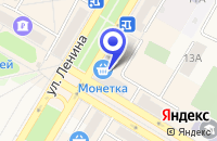 Схема проезда до компании САЛОН СОТОВОЙ СВЯЗИ МТС в Коркино