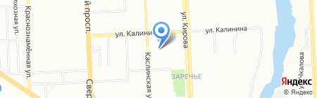 Артком на карте Челябинска