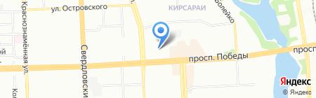 Lysia на карте Челябинска