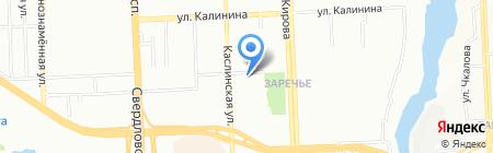 74 адреса на карте Челябинска