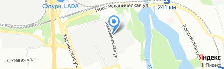AppFuture на карте Челябинска