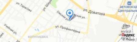 ЭкоПро на карте Челябинска