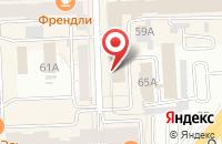 Схема проезда до компании Корпоративный университет рабочих специальностей в Челябинске