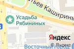 Схема проезда до компании Магазин верхней одежды в Челябинске