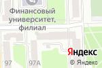 Схема проезда до компании Уралвестторг в Челябинске