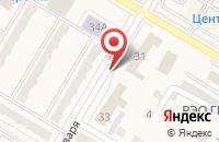Схема проезда до компании САЛОН ОФЕЛИЯ в Коркино