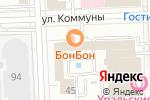 Схема проезда до компании Администрация Центрального района в Челябинске