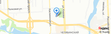 Sigcess на карте Челябинска