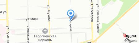 МПТО на карте Челябинска