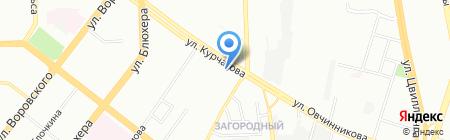НК-Строй на карте Челябинска