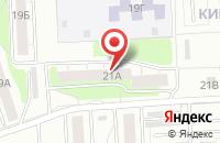Схема проезда до компании Торговый Дом Резинотехнических Изделий в Челябинске