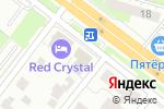 Схема проезда до компании МедАссист в Челябинске