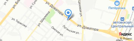 Экспертное мнение на карте Челябинска