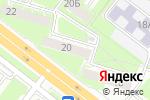 Схема проезда до компании Вивьен в Челябинске