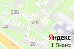 Схема проезда до компании Аргумент в Челябинске