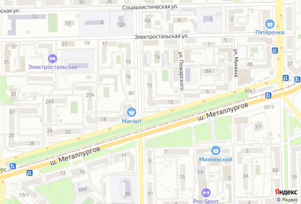 жилой комплекс по ул. Дегтярева, 75А