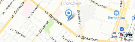 Уральская фармацевтическая компания на карте Челябинска